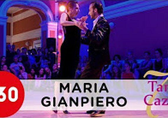 María Filali & Gianpiero Galdi, 7 Tango Cazino Festival 2018, Sin palabras