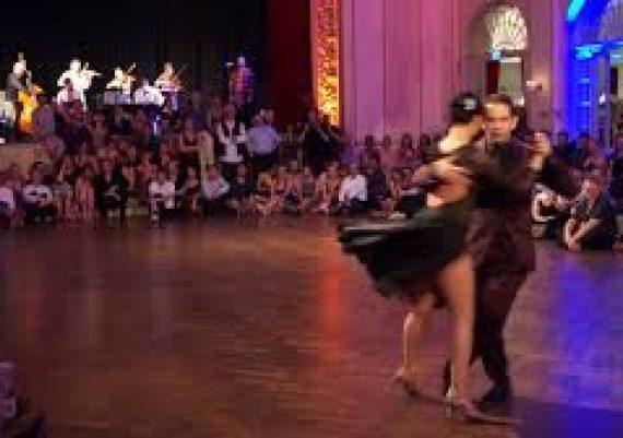 Michelle Marsidi & Joachim Dietiker, Tango Fest Dresden 2017