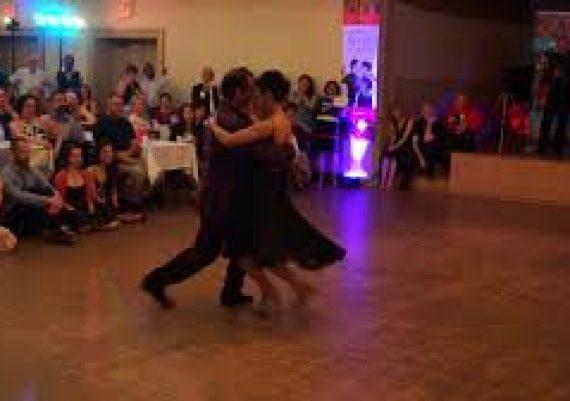 Michelle Marsidi & Joachim Dietiker, Toronto Tango Festival 2017